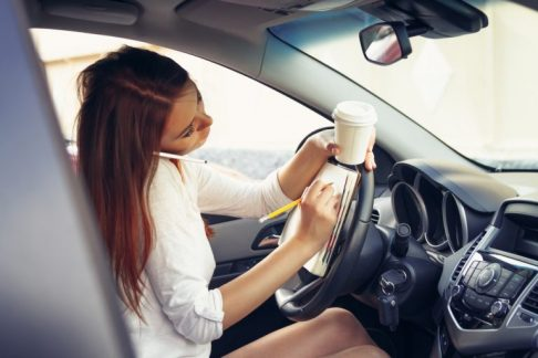 Pass Stricter Distracted Driving Laws