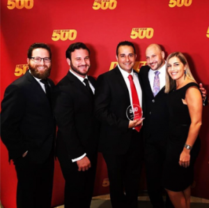 2017 Law Firm 500 Award
