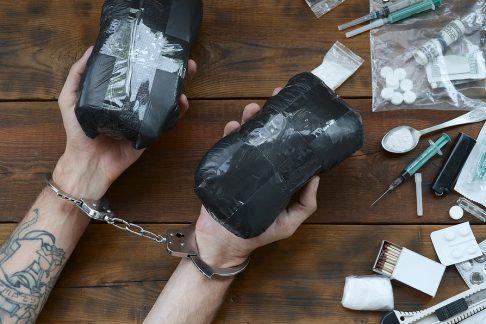 drug trafficking jail time