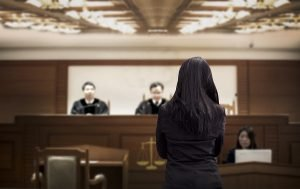 Protective Order Hearings Lawyer